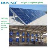 5kw 10kw 20kw 50kw на доме электрической системы энергии панели солнечных батарей связи решетки