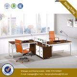 간단한 행정실 테이블 MDF 컴퓨터 책상 (HX-UN043)