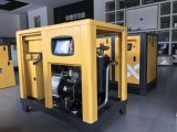Nur Indien! 22kw Dauermagnet-VSD energiesparendes Öl überschwemmter Schrauben-Luftverdichter