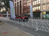 Painéis brancos da cerca da barricada do evento desportivo da cor do tráfego para a venda (XMR38)
