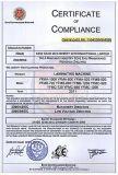 Yfma-720/920/1100/1400 semi-AutoLamineerder voor Document