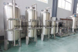 Water Treatment Filter System Plant for Pet Bottle Packaged Drinking Water Filling and Capping Plant