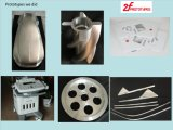 O CNC que faz à máquina feito-à-medida de alumínio de alumínio da precisão das peças de metal das peças, de alumínio morre o molde de carcaça