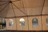 Qualität weißes Belüftung-Spitzenrahmen-Zelt