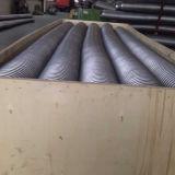 Manguito acanalado del metal flexible del acero inoxidable