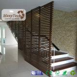 Painel de parede interno composto do fundo do fornecedor WPC de Guangzhou