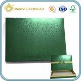 China-Fabrik-kundenspezifischer Papierpaket-Kasten für Kosmetik (steife Kappe und niedriger Kasten)