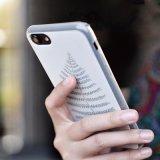 Het vrij Eenvoudige Geval van de Telefoon van de Vorm van het Blad Mobiele voor iPhone 7