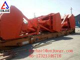 Двойник Ropes гидровлический грейферный ковш дистанционного управления для большого части