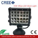 Хорошее качество 72W 7 дюймовый светодиодный индикатор дальнего света бар для погрузчика