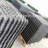 El panel de acoplamiento galvanizado de autógena del acoplamiento de alambre del cuadrado del acoplamiento de alambre de acero popular