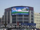 광고를 위한 최신 판매 P10 옥외 발광 다이오드 표시 스크린