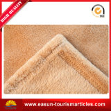 Poli tessuto professionale della coperta della manovella delle coperte di linea aerea di buona qualità della coperta del panno morbido
