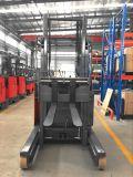 электрическая тележка достигаемости 2000kg с высотой 7m, с рангоутом 7m польностью свободно