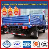 Camion di bassa potenza del carico di tonnellata di HOWO 95HP 4X2 2-5