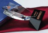Venda por grosso troféu de cristal de acrílico com cinco estrelas