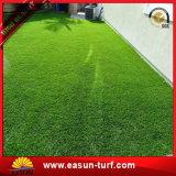 Hierba artificial sintetizada para el césped artificial de la hierba de alfombra del jardín