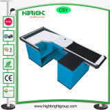 Épicerie caisse enregistreuse et commander des compteurs