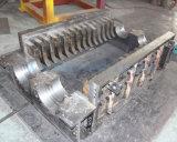 不用なタイヤのシュレッダー機械をリサイクルするPnssの二重シャフト