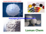 Dióxido Titanium de Anatase do Rutile do tipo R906 de Loman com lustro elevado e grande potência escondendo