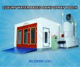 Cabina di spruzzo a base d'acqua di lusso della vernice Wld9300
