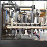 La cavidad 9 botella de plástico automática máquina sopladora con moho