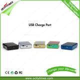 Allumeur électrique de cigarette du double arc protégeant du vent rechargeable USB d'Ocitytimes