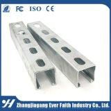 Manica a forma di galvanizzata costruzione di profilo della struttura d'acciaio di C
