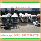 유조 트럭을 빠는 Jianghuai JAC 18000liters 6X4 진공 하수 오물