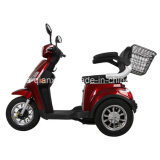 Инвалидности, утвержденном CE три колеса для скутера