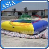 Bouncers de cygne gigantesques remorquables à l'eau gonflables, bouncer de cygne à eau gonflable à vendre