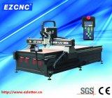 Máquina helicoidal do CNC da gravura de madeira da transmissão da cremalheira e do pinhão de Ezletter com tabela do vácuo (MW103)