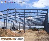 강철 구조물 집 프로젝트 Prefabricated 건물
