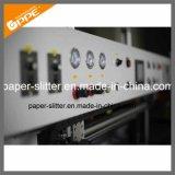 Machine de découpeuse de rebobinage de roulis de papier de caisse comptable de prix bas