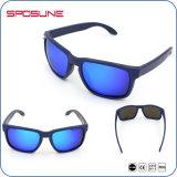 Gafas de sol redondas con estilo de la manera de la vendimia del estilo del modelo de encargo completo de la lente para los hombres y las mujeres