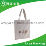Promotional Recycle Cotton Tote Bag Customized Cotton Canvas Tote Scool Book Bag