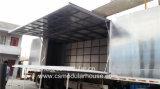 Aangepast bevat de de het Gewijzigde Huis van de Verschepende Container/Staaf van de Container/Koffiebar/Staaf van de Winkel