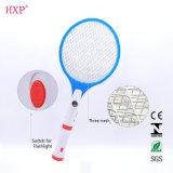 Melhor recarregável que vende o assassino da mosca com lanterna elétrica do diodo emissor de luz