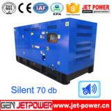 комплект генератора звукоизоляционной силы Cummins генератора 30kw тепловозный молчком