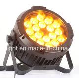 La IGUALDAD impermeable al aire libre de la etapa al aire libre de la luz de la IGUALDAD del poder más elevado IP65 LED puede iluminación