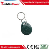 Tag RFID imperméable à l'eau de Keyfob de l'ABS 125kHz de qualité avec Hitag2