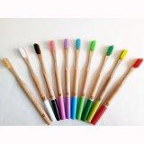 Toothbrush caldo del bambù della pittura del nero di alta qualità di vendita