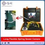 中国の製造業者の自己のレベルの防水カメラヘッドV83388が付いている水中点検カメラ