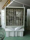 Refroidisseur d'air par évaporation portable pour le refroidissement industriel et commercial 18000de refroidissement m3/H