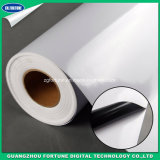 PVC 비닐 80um 자동 접착 테이프를 인쇄하는 비닐 스티커 롤 옥외 광고 매체