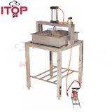 Encourager le tofu automatique de soja d'acier inoxydable de tofu faisant le matériel, presse de tofu, formant la machine de précession de lait de soja de machine