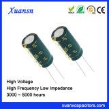 47UF 160V Hoge Frequentie van de Hoogspanning van de Condensator de Elektrolytische
