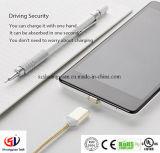De magnetische Kabel vlechtte het Laden USB Kabel voor de Melkweg van Samsung S2 S3 S4 S6, Nota 2/3/4/5, Lusje S2 S, LG G4 G3, de Premie van Sony Xperia Z5/Compacte enz.