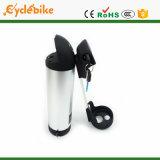 Batteria di ione di litio delle cellule del cinese 18650 della bottiglia di acqua 36V 10ah