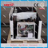 Pompa termica orizzontale impaccata della dotazione d'aria di fonte d'acqua OEM/ODM